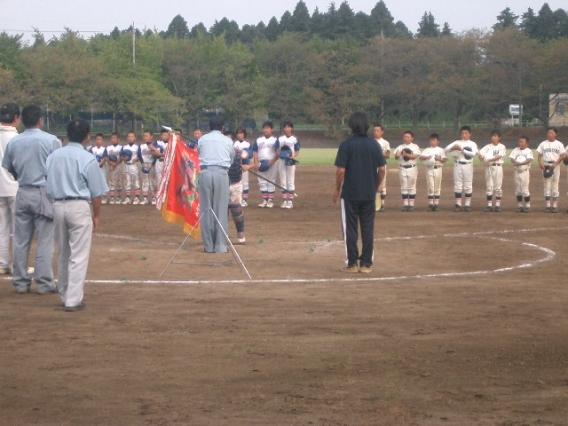 ろうきん旗山武郡市予選大会優勝!!